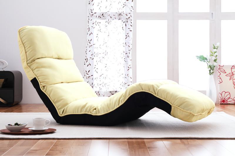 送料無料 フロアリクライニングチェア Rias リアス リクライニングソファー 1人用 リクライニング座いす フロアチェア 1人掛け用 パーソナルチェア 040100742