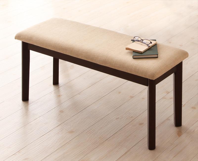 送料無料 回転チェア付きモダンデザインダイニング LEGNO レグノ ベンチ単品 ダイニングベンチ 回転イス 回転椅子 040600348