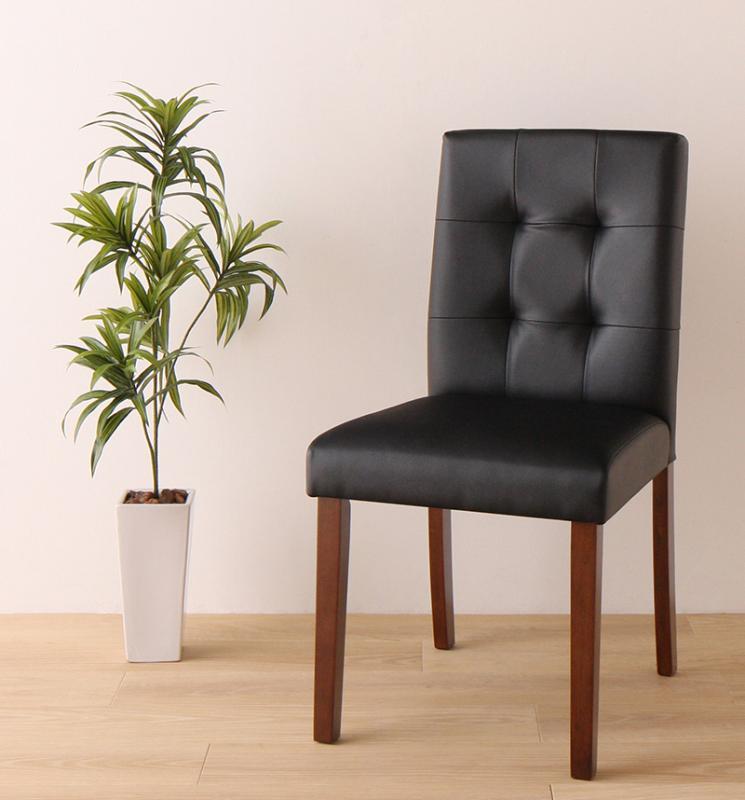 送料無料 さっと拭ける PVCレザーダイニング fassio ファシオ ダイニングチェア 2脚組 食卓イス ダイニングチェアー 食卓椅子 500023734