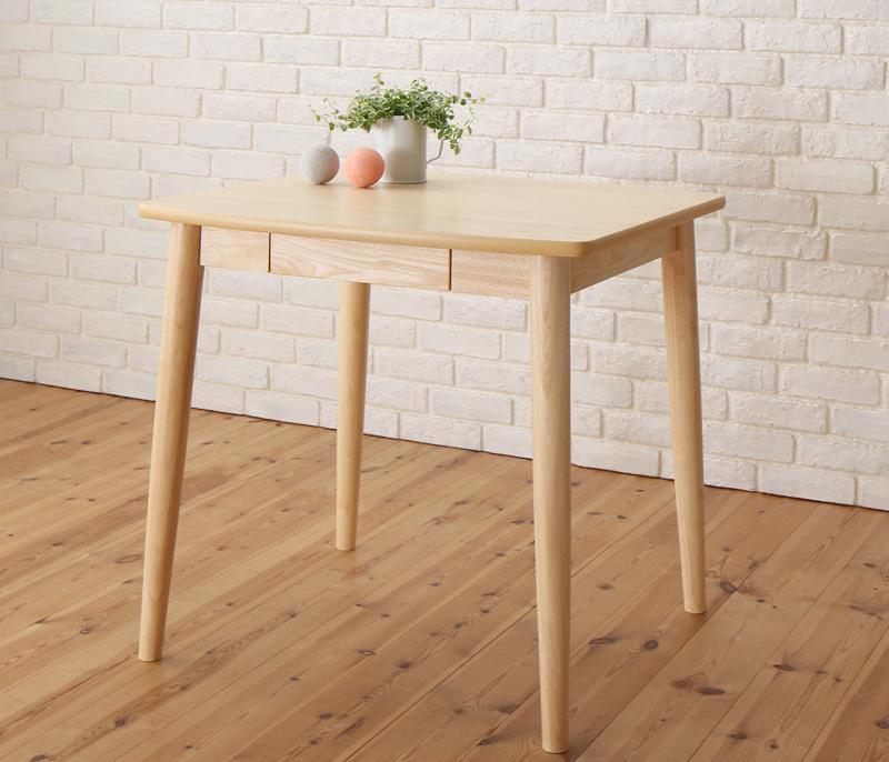送料無料 ダイニングにもデスクにも マルチに使える PONYTA ポニータ ダイニングテーブル W75 テーブル単品 食卓テーブル 500027328