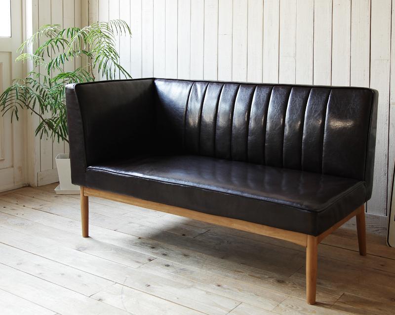 モダンリビングダイニング DIEGO ディエゴ アームソファ単品 ダイニング用ソファー リビング用ソファー 座面高め テーブル用ソファー カウチソファー リビングダイニングソファー 040600651