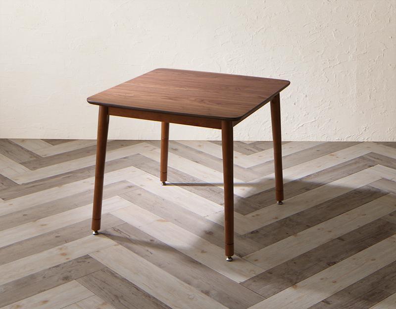 【送料無料】 ソファダイニング Famoria ファモリア ダイニングこたつテーブル W75単品 ダイニングテーブル 高さ60