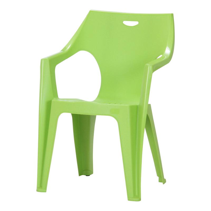 送料無料 4脚セット チェア ガーデンチェアー PCチェアー 肘付き アンジェロ プールサイド いす 椅子 イス ダイニングチェアー リゾート 庭 屋外 野外 アウトドア カフェ アジアン モダン シンプル おしゃれ かわいい ライトグリーン