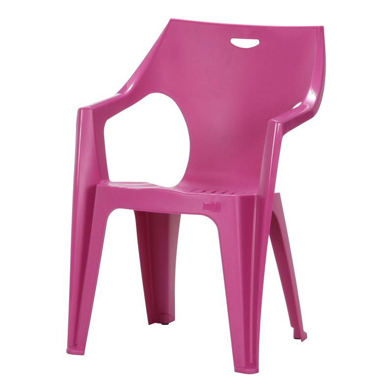 送料無料 4脚セット チェア ガーデンチェアー PCチェアー 肘付き アンジェロ プールサイド いす 椅子 イス ダイニングチェアー リゾート 庭 屋外 野外 アウトドア カフェ アジアン モダン シンプル おしゃれ かわいい パープル