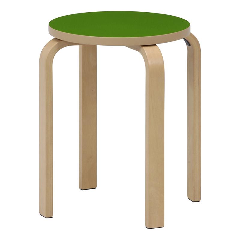送料無料 6脚セット スツール カラフルスツール イス 椅子 いす チェアー チェア 腰掛け 木製 会議室 リビング キッチン オフィス 玄関 シンプル モダン コンパクト おしゃれ かわいい 北欧 オリーブ