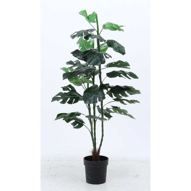 送料無料 スプリット 観葉植物 フェイクグリーン 造花 リビング インテリア 雑貨 おしゃれ かわいい