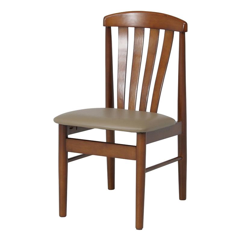送料無料 ダイニングチェアー 2脚組 2脚セット 合皮 ダイニングチェア チェアー 1人掛け イス 椅子 いす チェアー チェア 食卓椅子 チェアー 北欧 ナチュラル インテリア 高級感 おしゃれ デザイン ブラウン