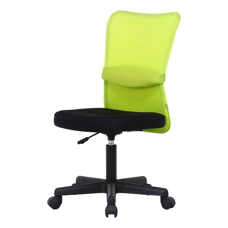 送料無料 メッシュバックチェアー パソコンチェアー いす 椅子 オフィスチェアー ワークチェア 事務椅子 デスクチェア ワークチェア OAチェア シンプル モダン おしゃれ グリーン