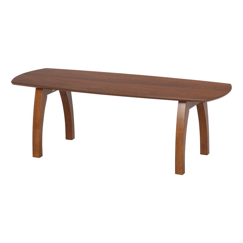 送料無料 折れ脚リビングテーブル ローテーブル 幅120cm 木製 コンパクト 折りたたみ センターテーブル コーヒーテーブル 机 作業台 折り畳み おしゃれ かわいい 西海岸 男前インテリア 北欧 ダークブラウン