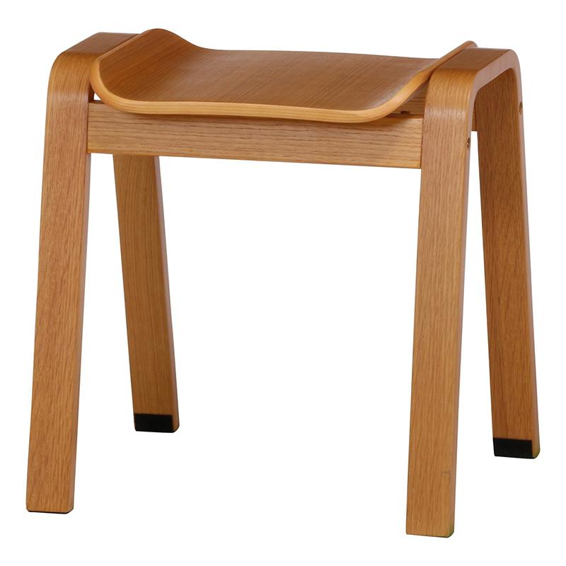 送料無料 4脚セット 曲木スツール スツール イス 椅子 いす チェアー チェア ハイタイプ 腰掛け 木製 会議室 リビング キッチン オフィス シンプル モダン コンパクト おしゃれ かわいい 北欧 オークナチュラル