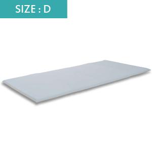 送料無料 日本製 高反発 マットレス ダブル ファインエアー380 高反発マット ダブルサイズ 敷き布団 敷布団 洗える 軽量 軽い 蒸れない 涼しい 体圧分散 シンプル