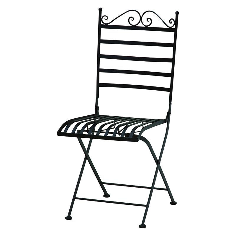 送料無料 ガーデンチェア 折りたたみ 2脚セット チェア ガーデン チェアー イス 椅子 ガーデンチェアー 折りたたみチェア 折り畳み アイアン スチール おしゃれ シンプル アンティーク エレガント 庭 野外 かわいい ベランダ バルコニー LC-4186