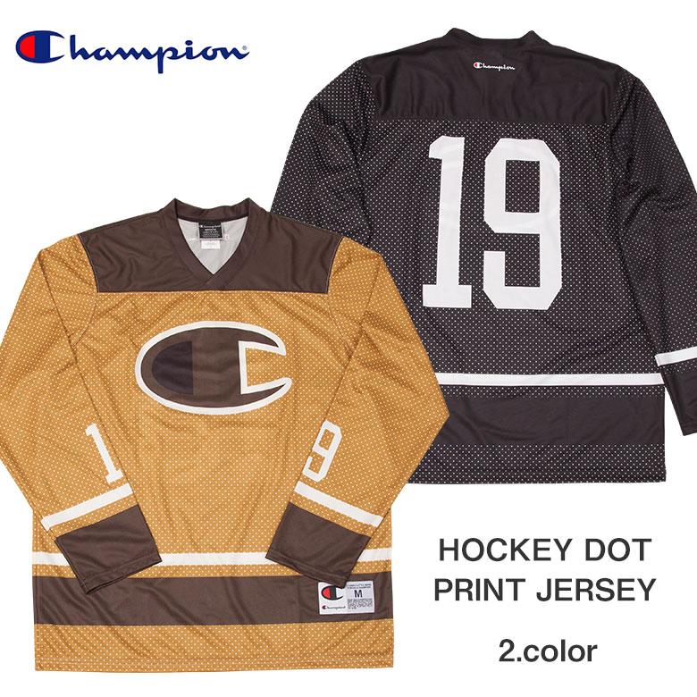 Champion LIFE Hockey Jersey