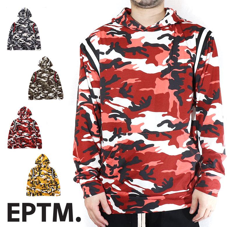New EPTM Men/'s City Camo and OG Camo Hoodie