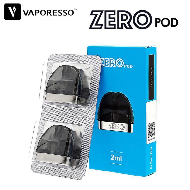 レノバ ゼロにご使用頂ける交換用ポッド Vaporesso Renova Zero 交換用 POD 2個入り ヴェイポレッソ お得クーポン発行中 ゼロ 電子タバコ VAPE ベイプ メール便 カートリッジ ポッド 送料無料 メッシュコイル 初売り