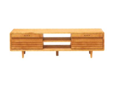 【P15】【送料無料】ボスコ AV50904L-OM000145cm幅TVボード朝日木材加工 BOSCO