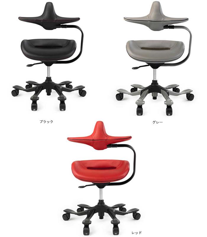 【P10】【送料無料】Ipole7 (アイポール7) 牛革Wooridul chair(ウリドルチェアー)オフィスチェア
