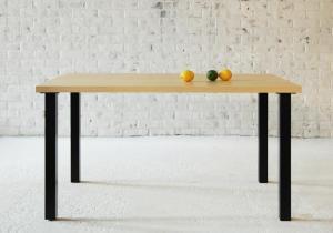 ダイニングテーブル モダンデザインリビングダイニング ディエゴ ダイニングテーブル W120