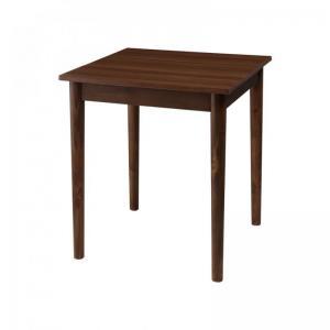 ダイニングテーブル 単品 カフェ ヴィンテージ ダイニング マムフォード ダイニングテーブル ブラウン W68