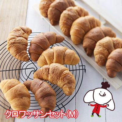 大人気 4種類のクロワッサンがお楽しみいただけます クロワッサンセット M 4種類23個入 公式サイト ロングライフパン