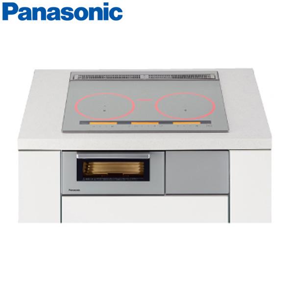 KZ-YSF36S 手数料無料 Panasonic IHクッキングヒーター パナソニック IH 幅60cm ライトシルバー 流行 YSシリーズ YSFタイプ ステンレス対応 3口IH 鉄 ※光るリングあり