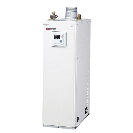 【OX-407FV】ノーリツ 石油ふろ給湯器 給湯専用 セミ貯湯式 標準 屋内据置形 【NORITZ】