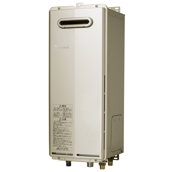 【FH-S1610AWL】パロマ ガスふろ給湯器 フルオートタイプ/オートタイプ 壁掛型・PS標準設置型 オートタイプ16号 【paloma】