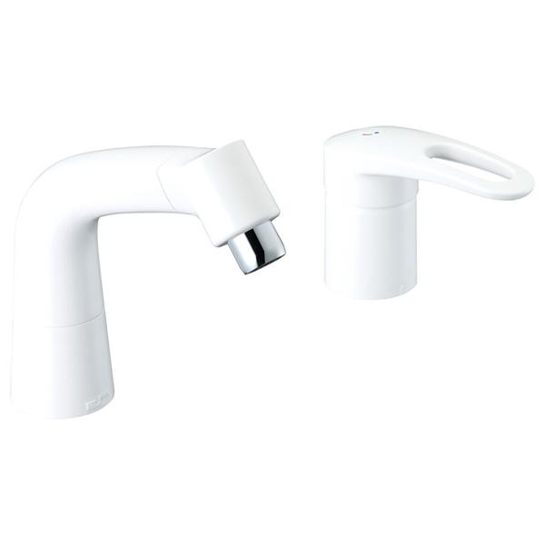 【LF-HX360SYR(500)/BW1】LIXIL 水栓金具 マルチシングルレバー FWP/FYP洗面タイプ(エコハンドル) 【リクシル】