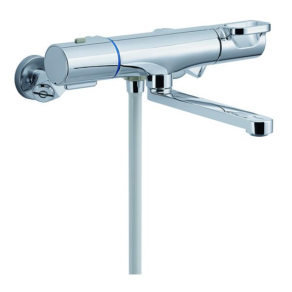 【BF-WM145TNSG(250)】LIXIL シャワーバス水栓 浴槽・洗い場兼用 サーモスタット クロマーレS+シャワーヘッド 【リクシル】