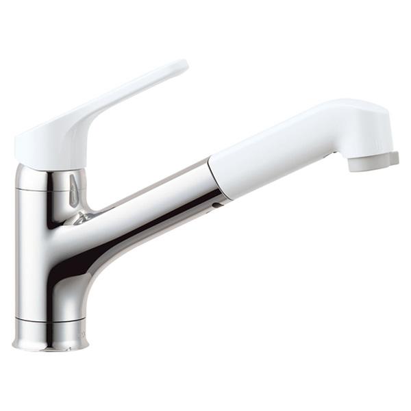 【SF-HE452SXN】LIXIL キッチン用水栓金具 吐水口引出式(ハンドシャワー付) ノルマーレ 【リクシル】