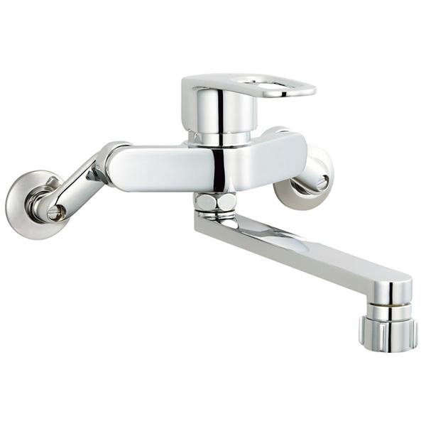 【SF-WM432SYN】LIXIL キッチン用水栓金具 壁付タイプ クロマーレS(エコハンドル) 【リクシル】
