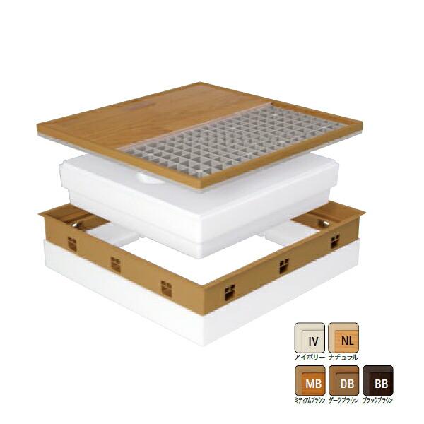 【SPF-R45F12-BL2】城東 内装建材 高気密型床下点検口 高断熱型 450×600タイプ 【Joto】/代引き不可品