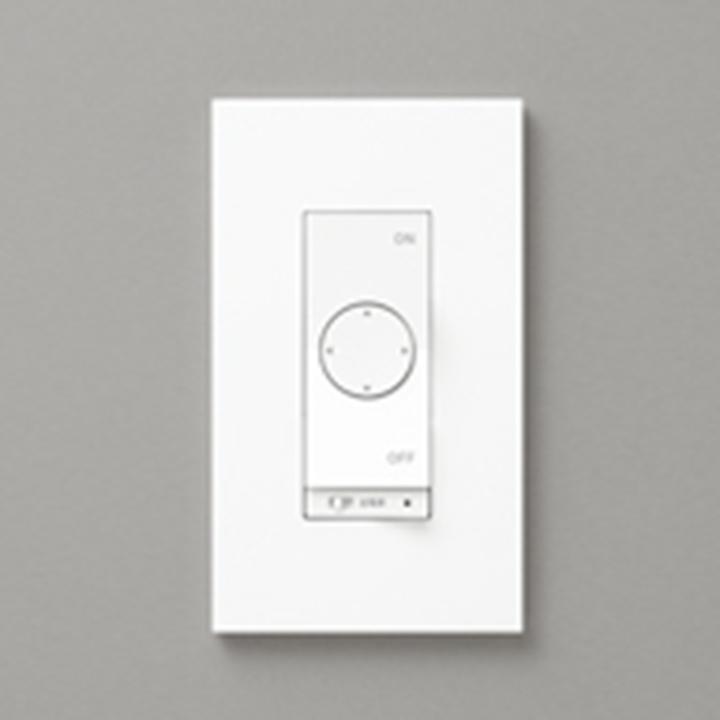LC620 オーデリック コネクテッドライティング専用 コントローラー 激安卸販売新品 白色 調光 日本未発売 ODELIC 調色コネクテッドスイッチ1グループ設定