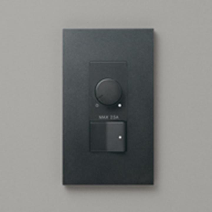 期間限定 LC217 オーデリック 安値 コントローラー調光器 逆位相制御 ODELIC 調光回路用 黒色 3路オフライトスイッチ付
