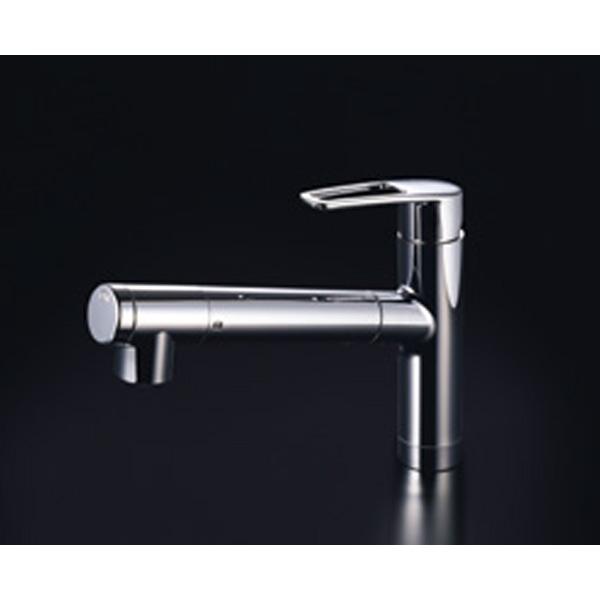 【ZSMJT426R14AW-E】クリナップ 水洗金具 浄水器一体型 省エネシングル水栓 寒冷地 【cleanup】
