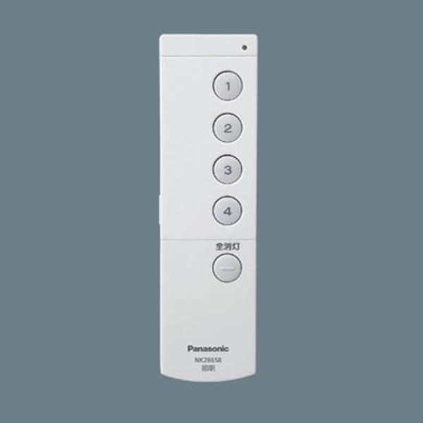 安売り NK28658 パナソニック コントローラ 海外 システムアップ子器 ワイヤレスリモコン操作器 ライトマネージャーFx専用