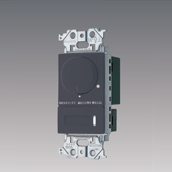 WTA57583HK パナソニック コントローラ アドバンスシリーズ配線器具 LED 片切 賜物 ロータリー式 逆位相タイプ 埋込逆位相調光スイッチ 新登場 3路両用