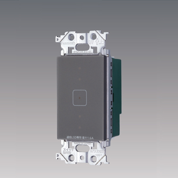 WTY5411HK パナソニック コントローラ アドバンスシリーズ リンクモデル 注文後の変更キャンセル返品 タッチ 配線器具 4線式 至上 LED調光スイッチ 1回路