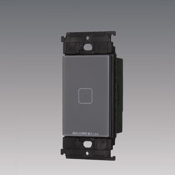 WTY5421H パナソニック コントローラ アドバンスシリーズ NEW売り切れる前に☆ リンクモデル 3線式 1回路 配線器具 タッチ LEDお好み点灯スイッチ 大幅にプライスダウン