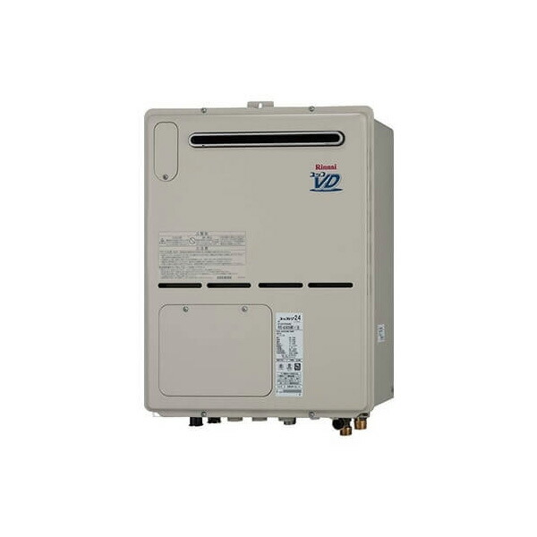 【RVD-A2000SAB2-3(A)】リンナイ ガス給湯暖房用熱源機 20号 オート PS扉内後方排気型 【RINNAI】