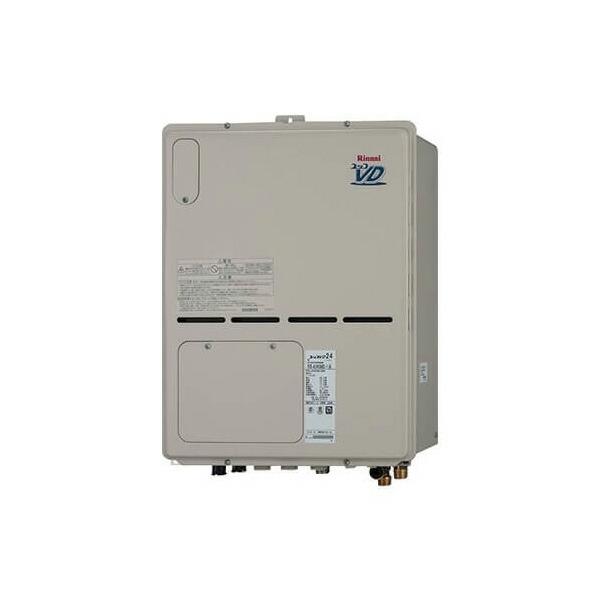 【RVD-A2400AB2-1(A)】リンナイ ガス給湯暖房用熱源機 24号 フルオート PS扉内後方排気型 【RINNAI】