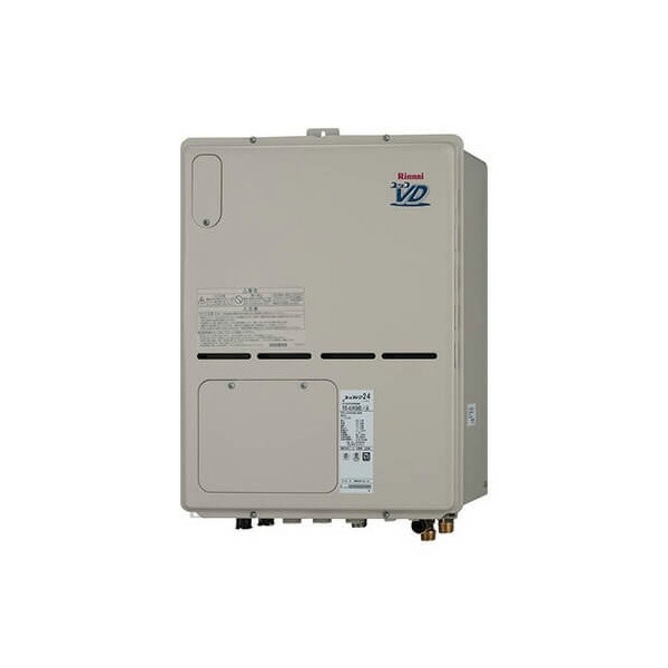 【RVD-A2400SAB2-1(A)】リンナイ ガス給湯暖房用熱源機 24号 オート PS扉内後方排気型 【RINNAI】