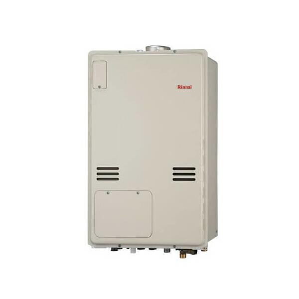 【RUFH-A2400AU2-6】リンナイ ガス給湯暖房用熱源機 24号 フルオート PS扉内上方排気型 【RINNAI】