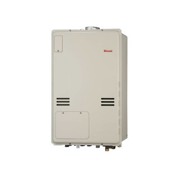 【RUFH-A1610AU2-1】リンナイ ガス給湯暖房用熱源機 16号 フルオート PS扉内上方排気型 【RINNAI】