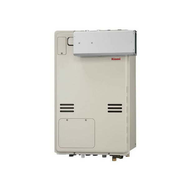 【RUFH-A2400AA】リンナイ ガス給湯暖房用熱源機 24号 フルオート アルコーブ設置型 【RINNAI】