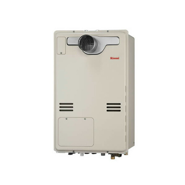 【RUFH-A1610AT】リンナイ ガス給湯暖房用熱源機 16号 フルオート PS扉内設置型/PS延長前排気型 【RINNAI】