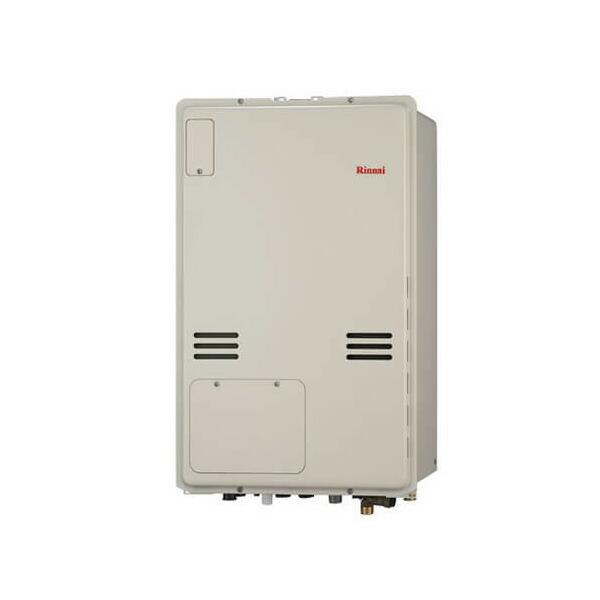 【RUFH-A1610AB】リンナイ ガス給湯暖房用熱源機 16号 フルオート PS扉内後方排気型 【RINNAI】