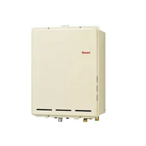 【RUF-A2005AB(B)】リンナイ ガスふろ給湯器 設置フリータイプ 20号 フルオート PS扉内後方排気型 【RINNAI】