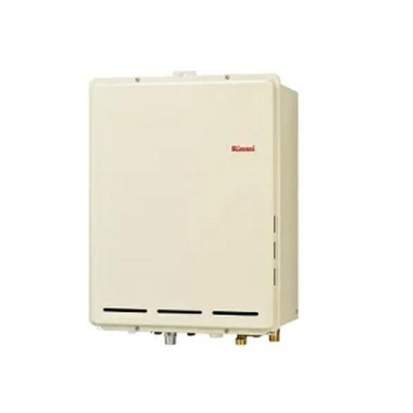【RUF-A1605AB(B)】リンナイ ガスふろ給湯器 設置フリータイプ 16号 フルオート PS扉内後方排気型 【RINNAI】