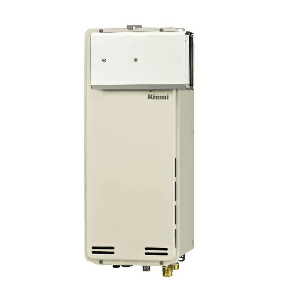 【RUF-SA2015SAA】リンナイ ガスふろ給湯器 設置フリータイプ 20号 オート アルコーブ設置型 【RINNAI】